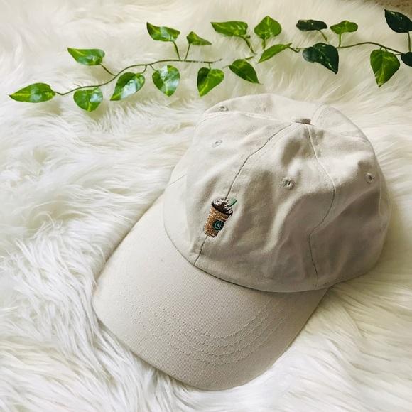 Embroidered Starbucks baseball hat b836295a4194
